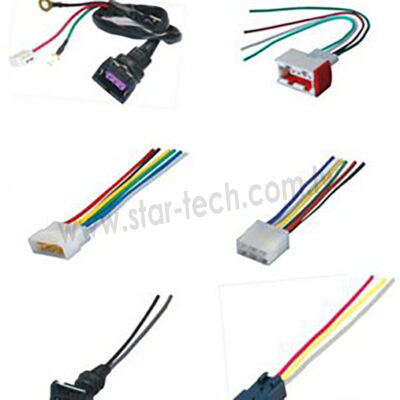 Automotive/Motorcycle Wire Harness STE-AWMH006