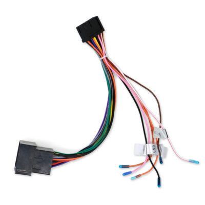 Power seat wiring for Automobile