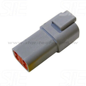 4 pin Automotive connector STE-GW404103