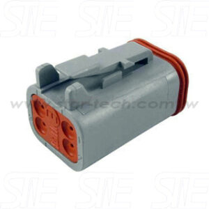 4 pin Automotive connector STE-GW404104