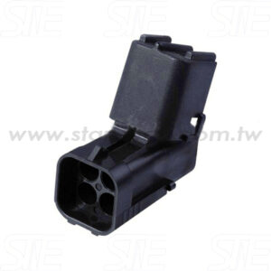 4 pin Automotive connector STE-GW404105