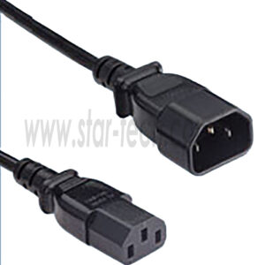 Korean Power Cords IH-500 + IH-501