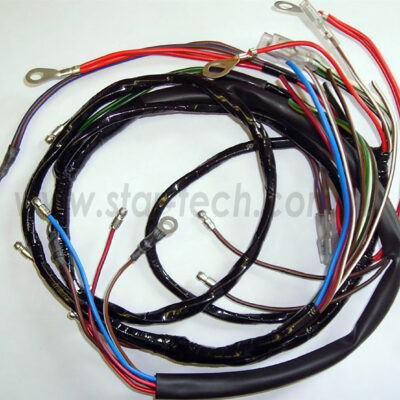 Battery Cable for Automobile STE-AWMH001