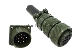 Military Cable Assemblies-STE-MTC21012