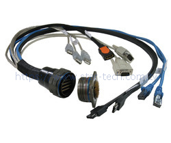 Military Cable Assemblies-STE-MTC21015